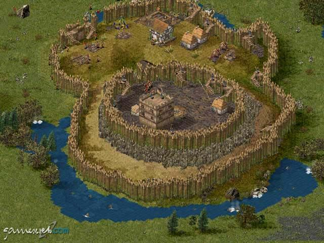 Stronghold - Screenshots - Bild 4