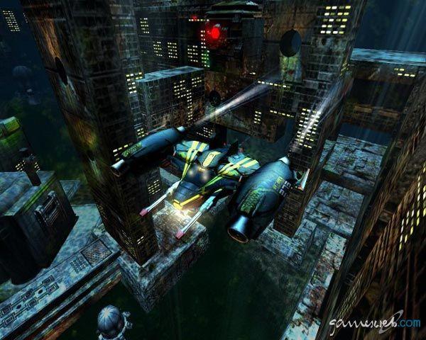 AquaNox  Archiv - Screenshots - Bild 11