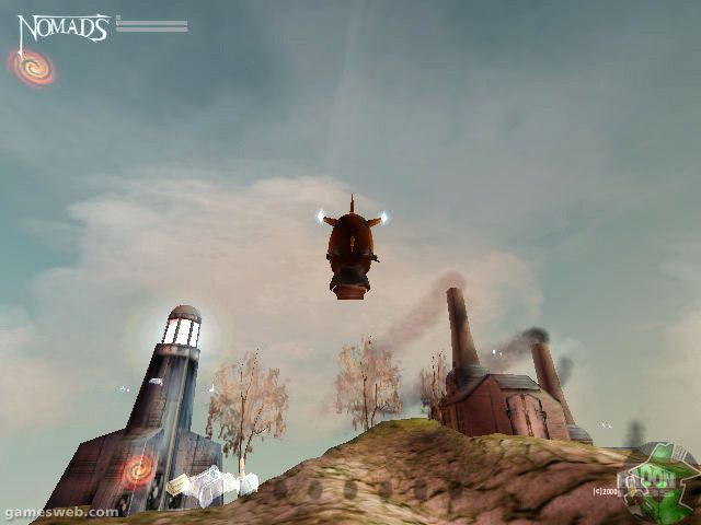 Project Nomads - Screenshots & Artworks Archiv - Screenshots - Bild 2