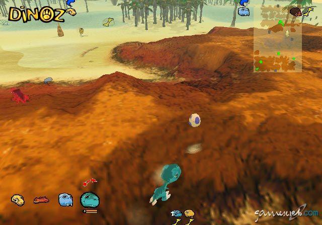 Dinoz  Archiv - Screenshots - Bild 17
