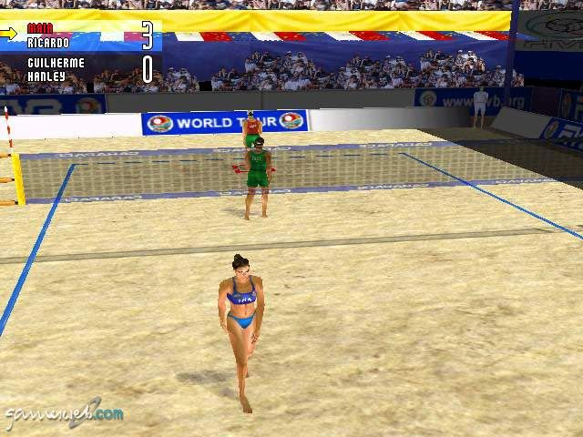 Beach Volleyball  Archiv - Screenshots - Bild 2