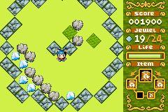 Boulder Dash EX  Archiv - Screenshots - Bild 6