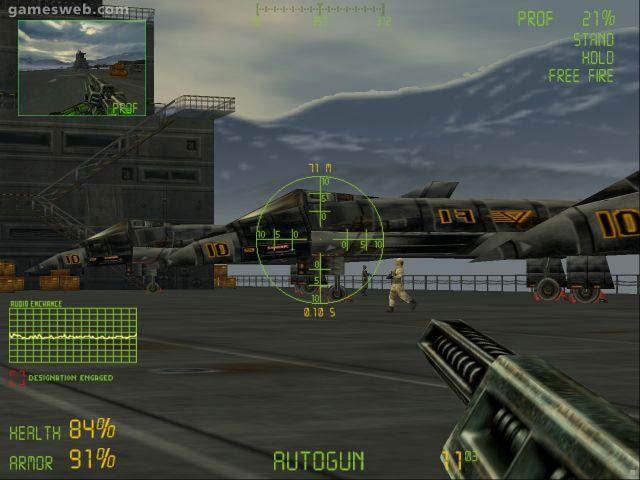 Codename: Outbreak  Archiv - Screenshots - Bild 23
