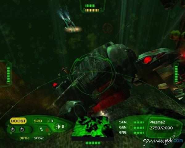 AquaNox  Archiv - Screenshots - Bild 4