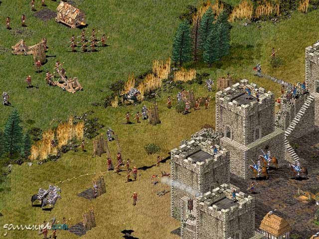 Stronghold - Screenshots - Bild 11