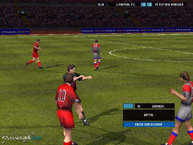 Fussball Manager 2002 - Screenshots - Bild 13