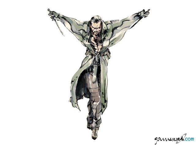 Metal Gear Solid 2  Archiv - Artworks - Bild 8