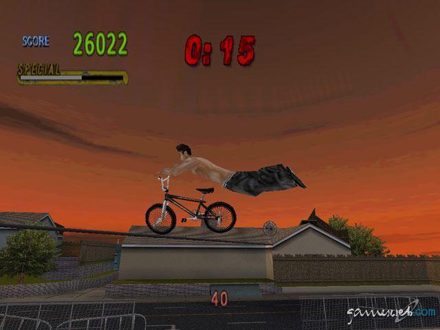 Mat Hoffman's Pro BMX  Archiv - Screenshots - Bild 19