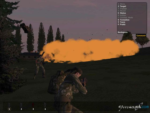 Operation Flashpoint: Red Hammer  Archiv - Screenshots - Bild 19