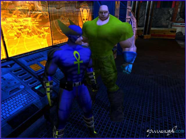 City of Heroes  Archiv - Screenshots - Bild 95
