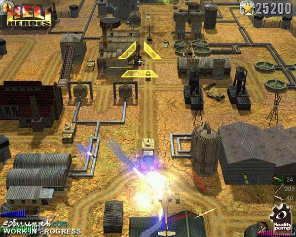 Heli Heroes  Archiv - Screenshots - Bild 2