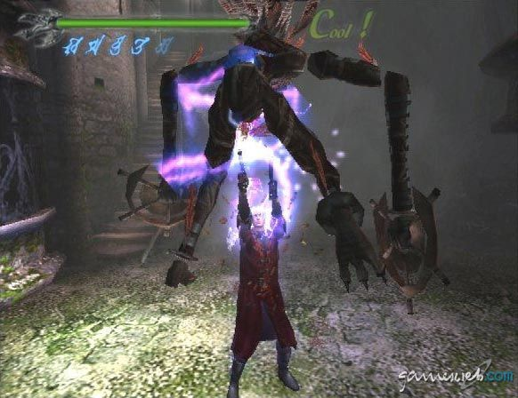 Devil May Cry  Archiv - Screenshots - Bild 7