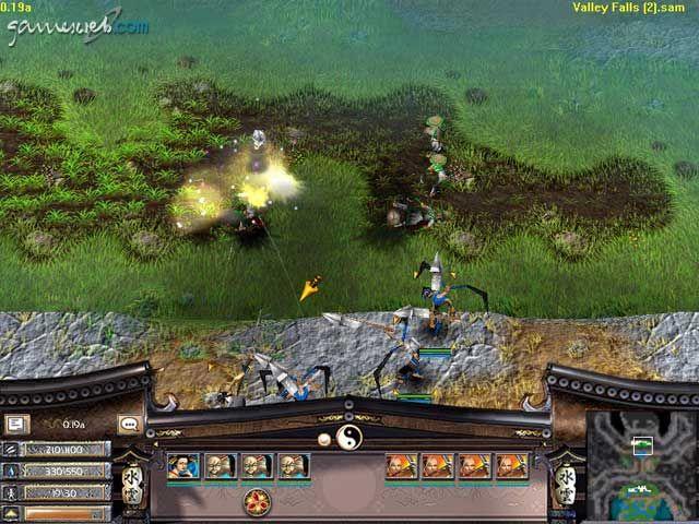 Battle Realms - Screenshots - Bild 12