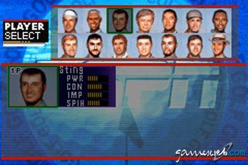 ESPN Final Round Golf 2002  Archiv - Screenshots - Bild 3
