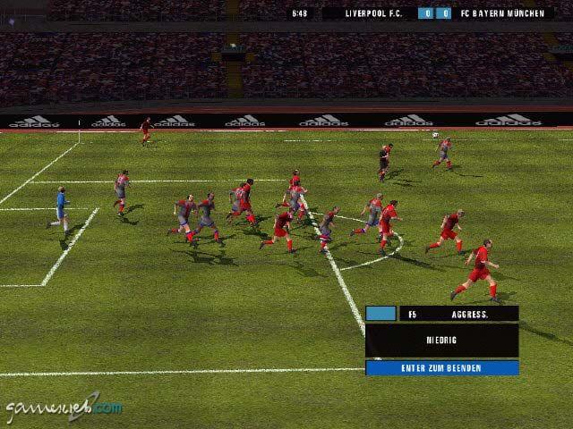 Fussball Manager 2002 - Screenshots - Bild 12