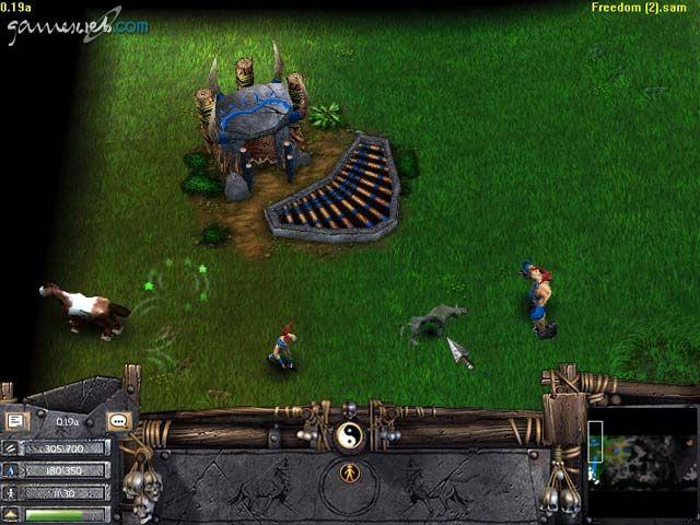 Battle Realms - Screenshots - Bild 10