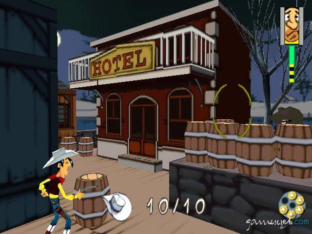 Lucky Luke Western Fever - Screenshots - Bild 16