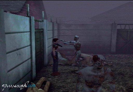 Resident Evil Survivor 2: Code Veronica X - Screenshots - Bild 10
