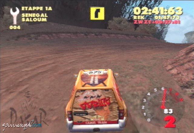 Paris-Dakar Rally - Screenshots - Bild 16
