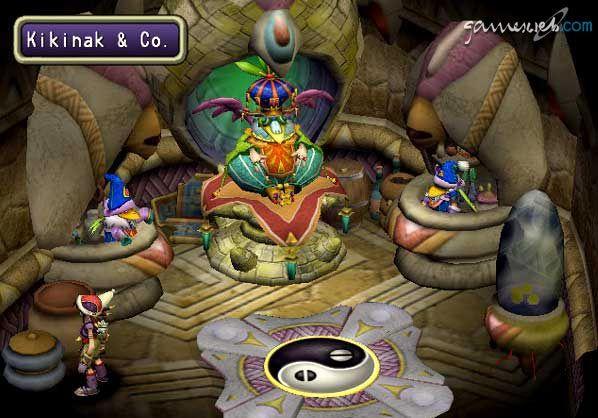 Jade Cocoon 2  Archiv - Screenshots - Bild 15
