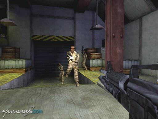 Delta Force: Urban Warfare  Archiv - Screenshots - Bild 6