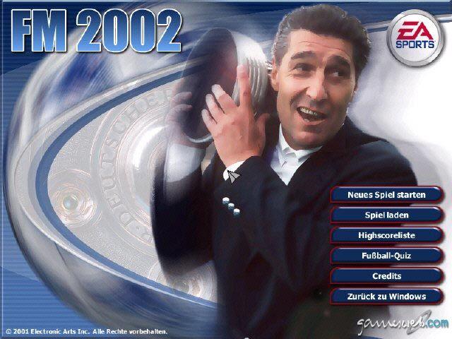 Fussball Manager 2002 - Screenshots - Bild 16