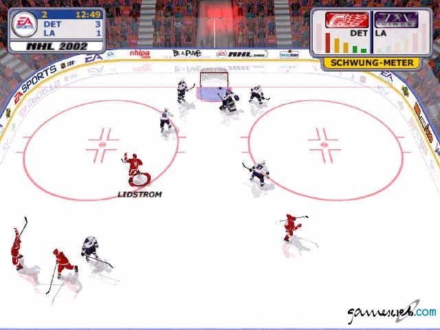 NHL 2002 - Screenshots - Bild 17
