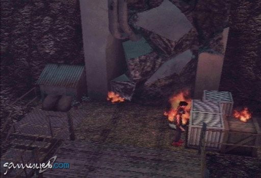Resident Evil Survivor 2: Code Veronica X - Screenshots - Bild 12