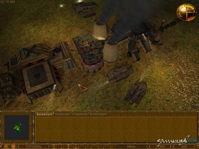 Earth 2150: Lost Souls  Archiv - Screenshots - Bild 13