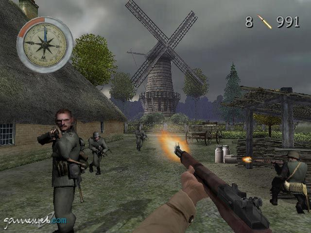 Medal of Honor: Frontline  Archiv - Screenshots - Bild 36