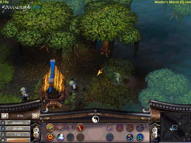 Battle Realms - Screenshots - Bild 5