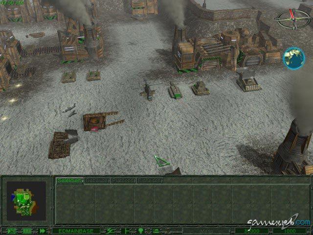 Earth 2150: Lost Souls  Archiv - Screenshots - Bild 12