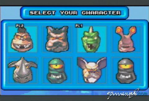 Rampage Puzzle Attack  Archiv - Screenshots - Bild 34