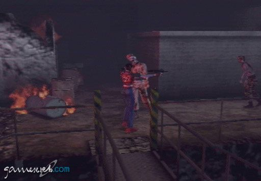 Resident Evil Survivor 2: Code Veronica X - Screenshots - Bild 14