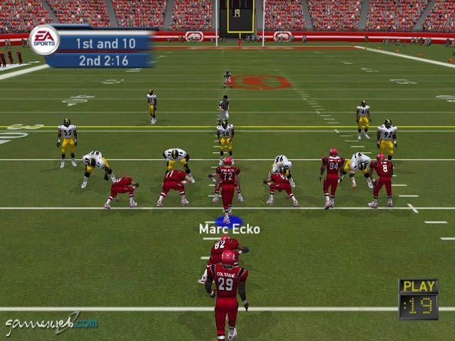 Madden NFL 2002 - Screenshots - Bild 7