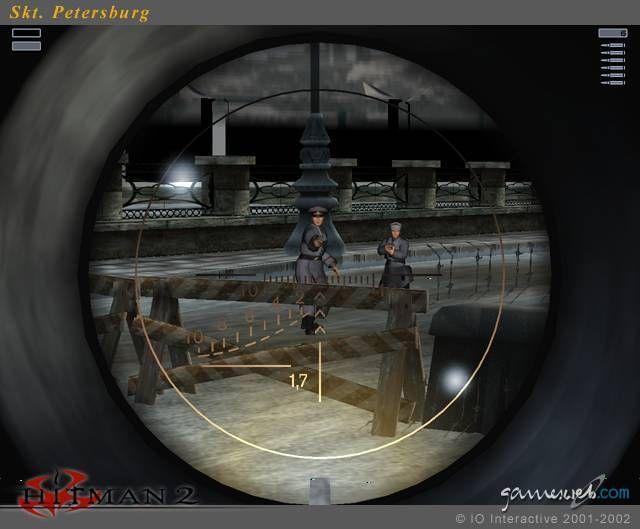 Hitman 2: Silent Assassin  Archiv - Screenshots - Bild 26