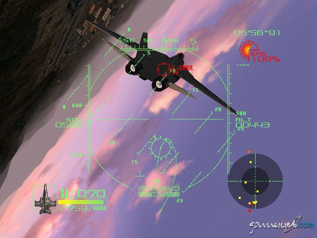 Deadly Skies  Archiv - Screenshots - Bild 4