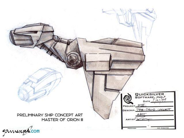 Master of Orion 3  Archiv - Artworks - Bild 9