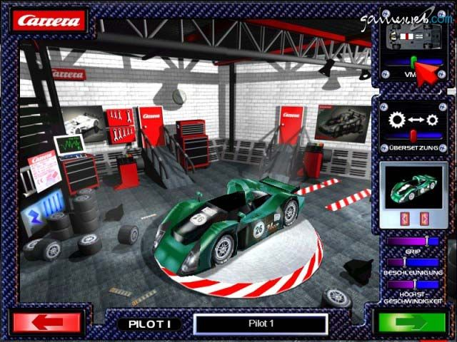 Carrera Grand Prix  Archiv - Screenshots - Bild 10