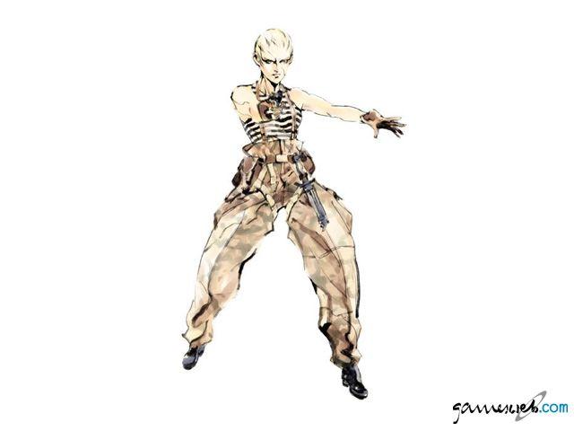 Metal Gear Solid 2  Archiv - Artworks - Bild 5