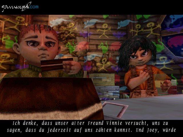 Evil Twin - Screenshots - Bild 12