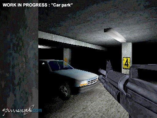Delta Force: Urban Warfare  Archiv - Screenshots - Bild 2