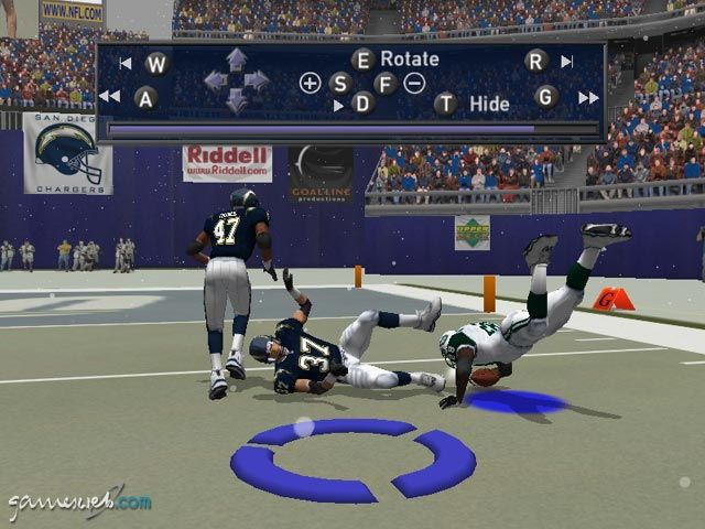 Madden NFL 2002 - Screenshots - Bild 3