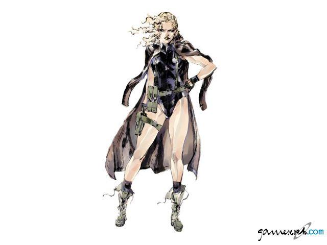 Metal Gear Solid 2  Archiv - Artworks - Bild 3