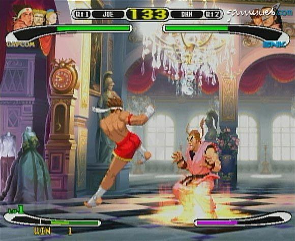 Capcom Vs. SNK 2  Archiv - Screenshots - Bild 24