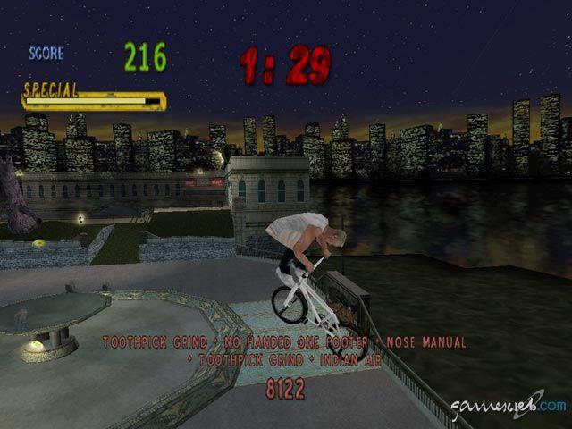 Mat Hoffman's Pro BMX  Archiv - Screenshots - Bild 2