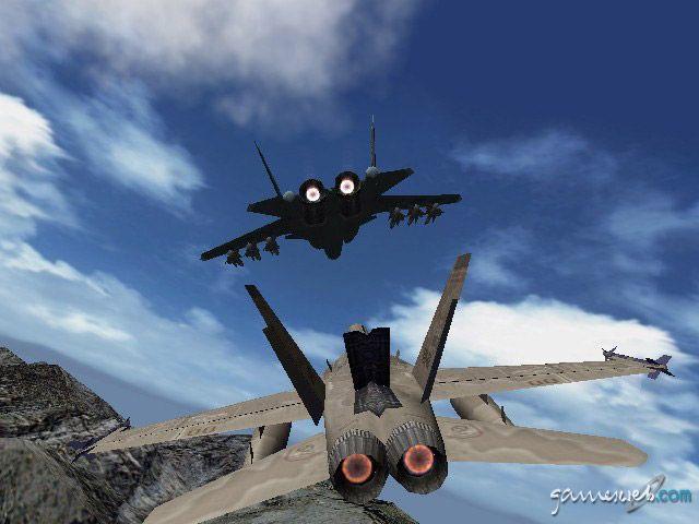 Deadly Skies  Archiv - Screenshots - Bild 3