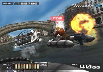 Time Crisis 2  Archiv - Screenshots - Bild 5