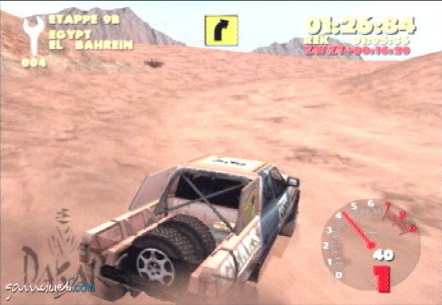 Paris-Dakar Rally - Screenshots - Bild 11