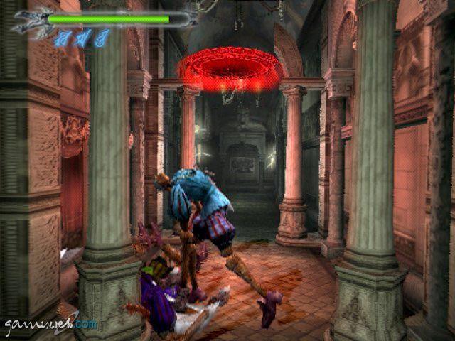 Devil May Cry  Archiv - Screenshots - Bild 2